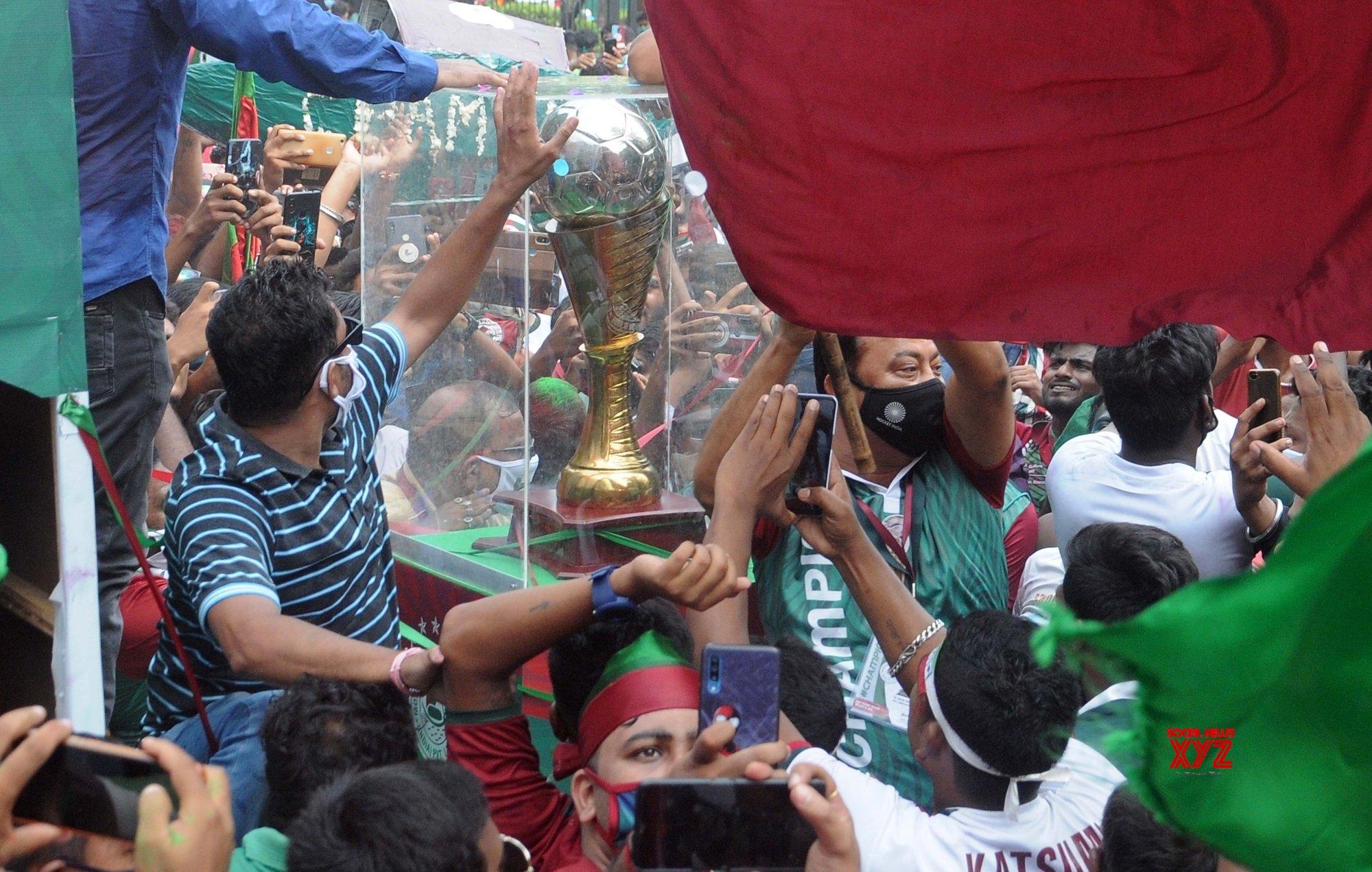 PM Congratulates Mohun Bagan on I-League win