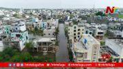 NTV:  Old City Palle Cheruvu Drone Visuals (Video)