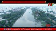 NTV: Exclusive Drone Visuals of Hyderabad Floods (Video)