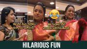 Suma Making Hilarious Fun With Anchor Chanchala | Super Fun | Brand Mandir | Manastars  (Video)