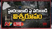 NTV:  Hyderabad Rains, Floods Situation LIVE (Video)