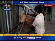 Madurai Based Carpenter Made Wooden Bicycle for His 7 Year Old Son  (Video)