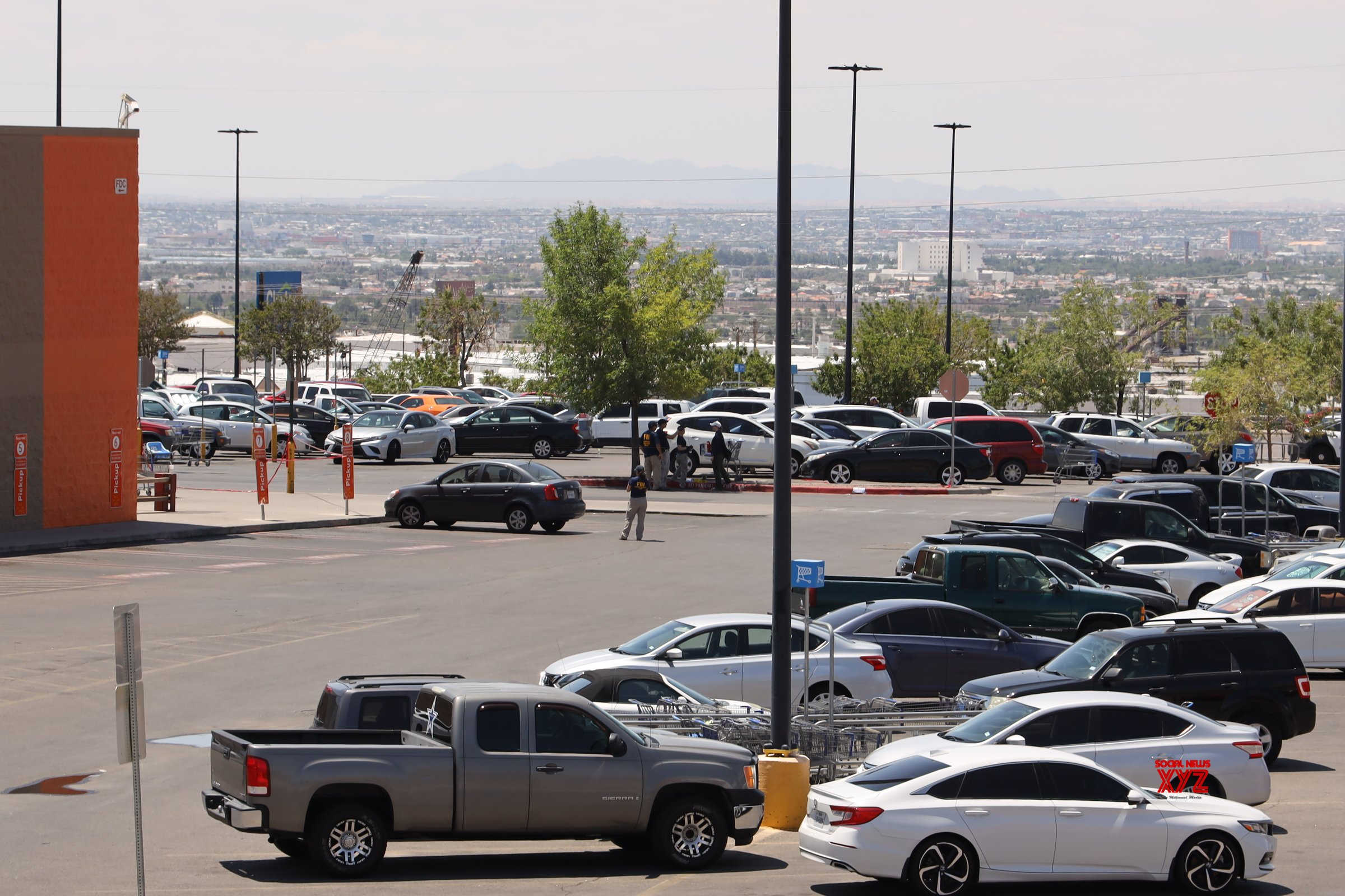 Texas border city imposes curfew