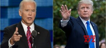 Combo photo shows U.S. Democratic presidential nominee Joe Biden (L) and U.S. President Donald Trump attend their respective events on different occasions. (Xinhua/IANS)