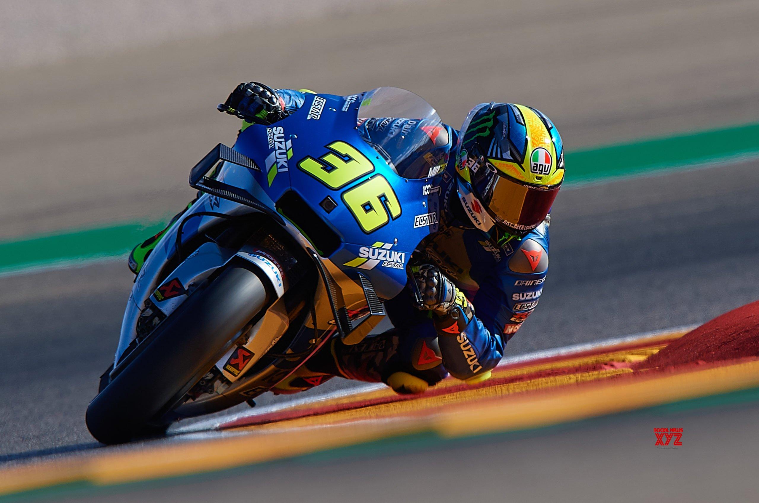 Portuguese MotoGP: Home favourite Oliveira takes pole