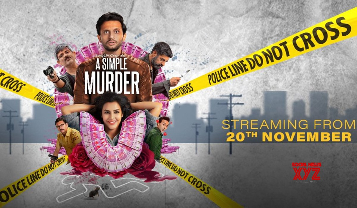 A Simple Murder Review: Knotty naughty crime comedy (Rating: ***)