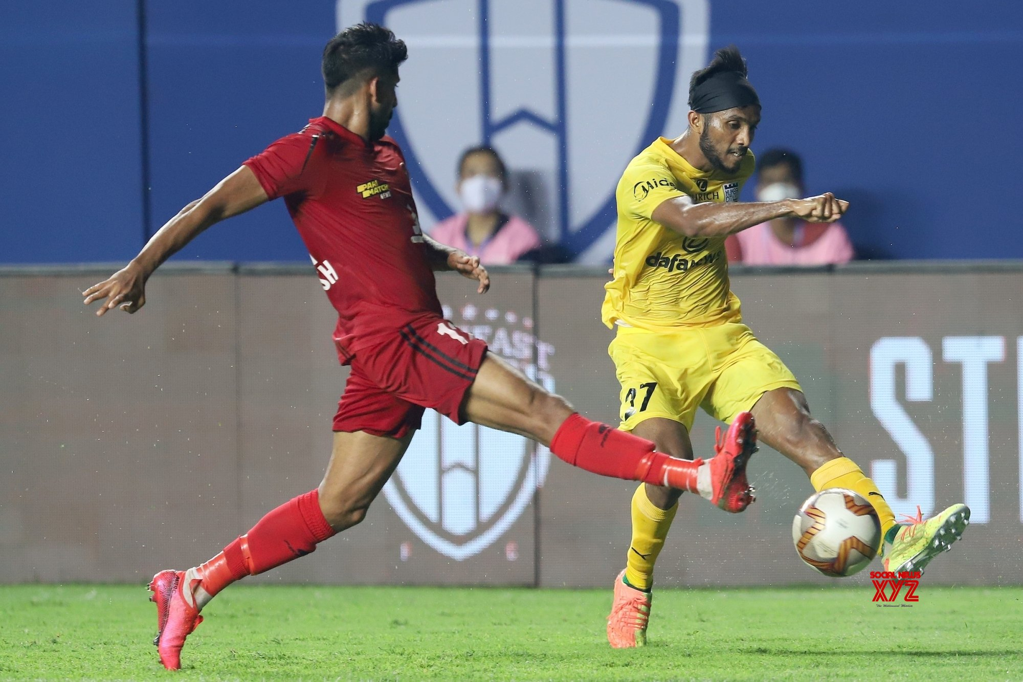 NorthEast United grind out 1-0 win over Mumbai City