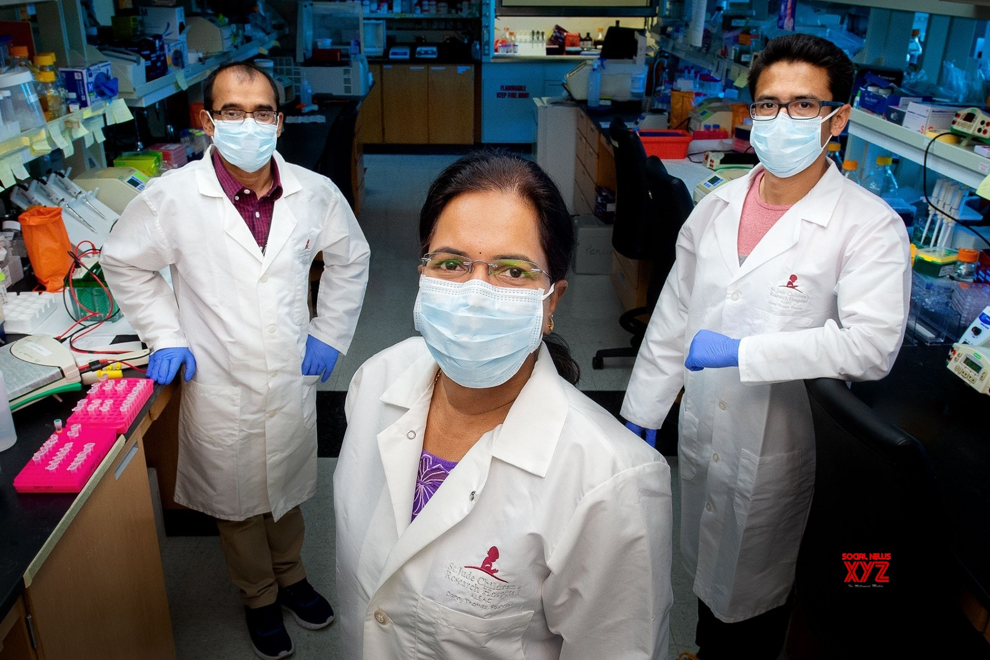 Indian-American scientists identify possible Covid-19 treatment