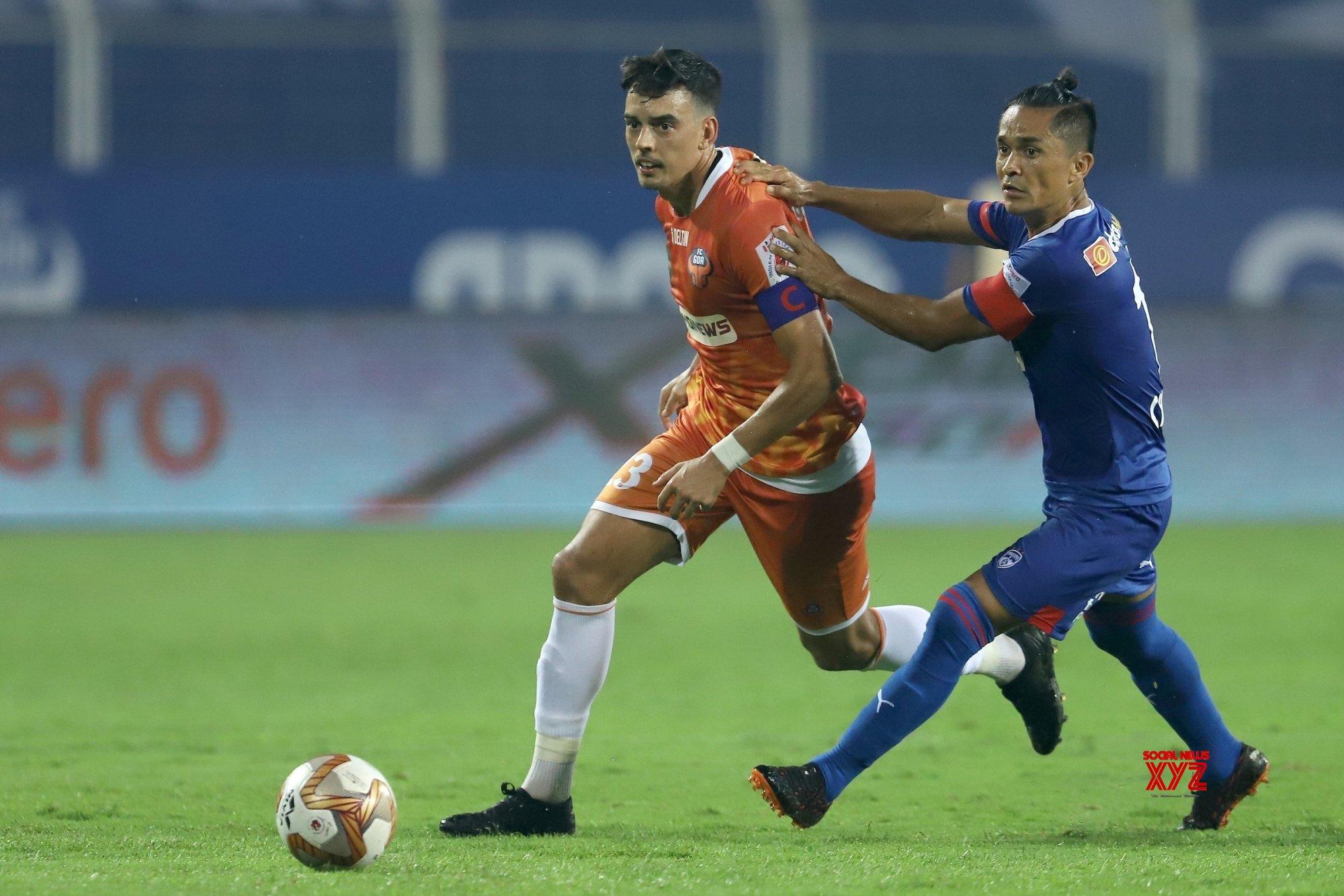 Angulo's brace helps FC Goa to 2-2 draw against Bengaluru FC
