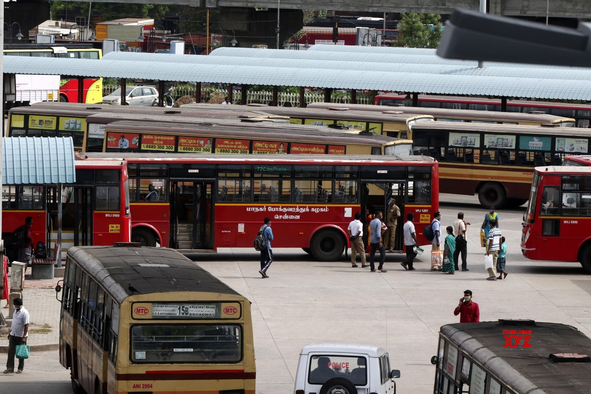 Tamil Nadu to buy 12,000 buses including 2,000 electric