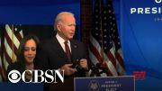 President-elect Joe Biden to receive COVID-19 vaccine next week (Video)