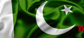 Pakistan Flag. (Photo Courtesy: Twitter)