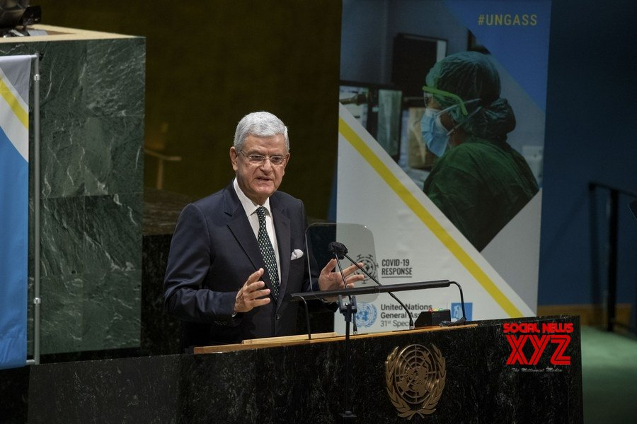 UNGA president says Kashmir status should not be changed; acknowledges Simla pact