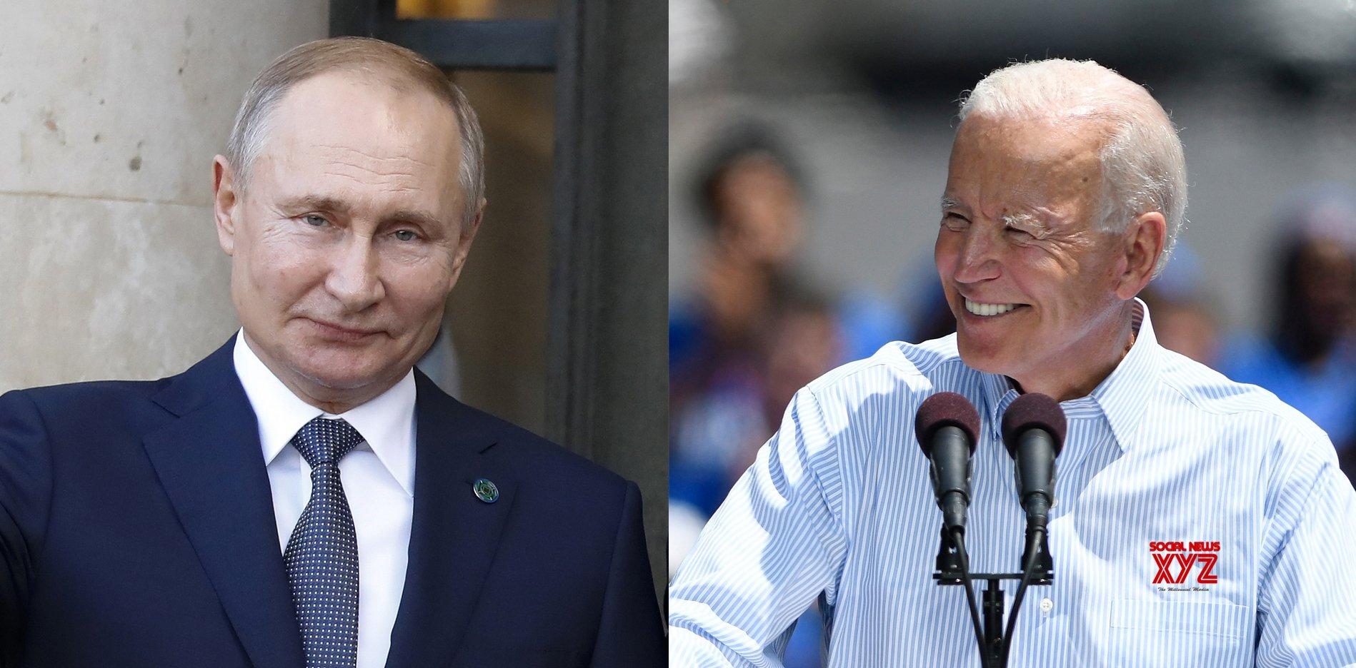 Biden hopes to meet Putin during Europe trip in June