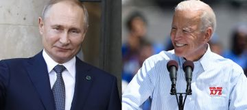 Xinhua file photos of Russian President Vladimir Putin (L) and U.S. President-elect Joe Biden.