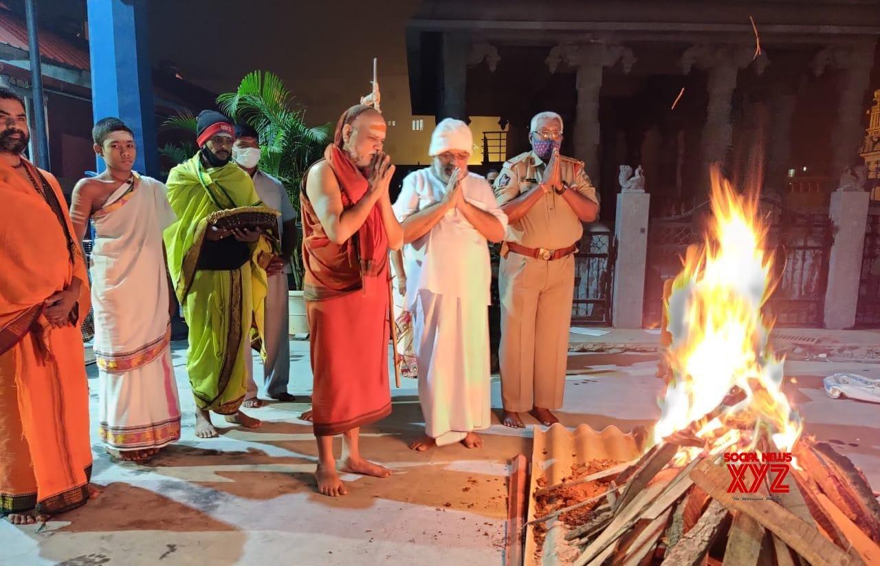 Bhogi celebrations kick-off Sankranti festivities in Andhra