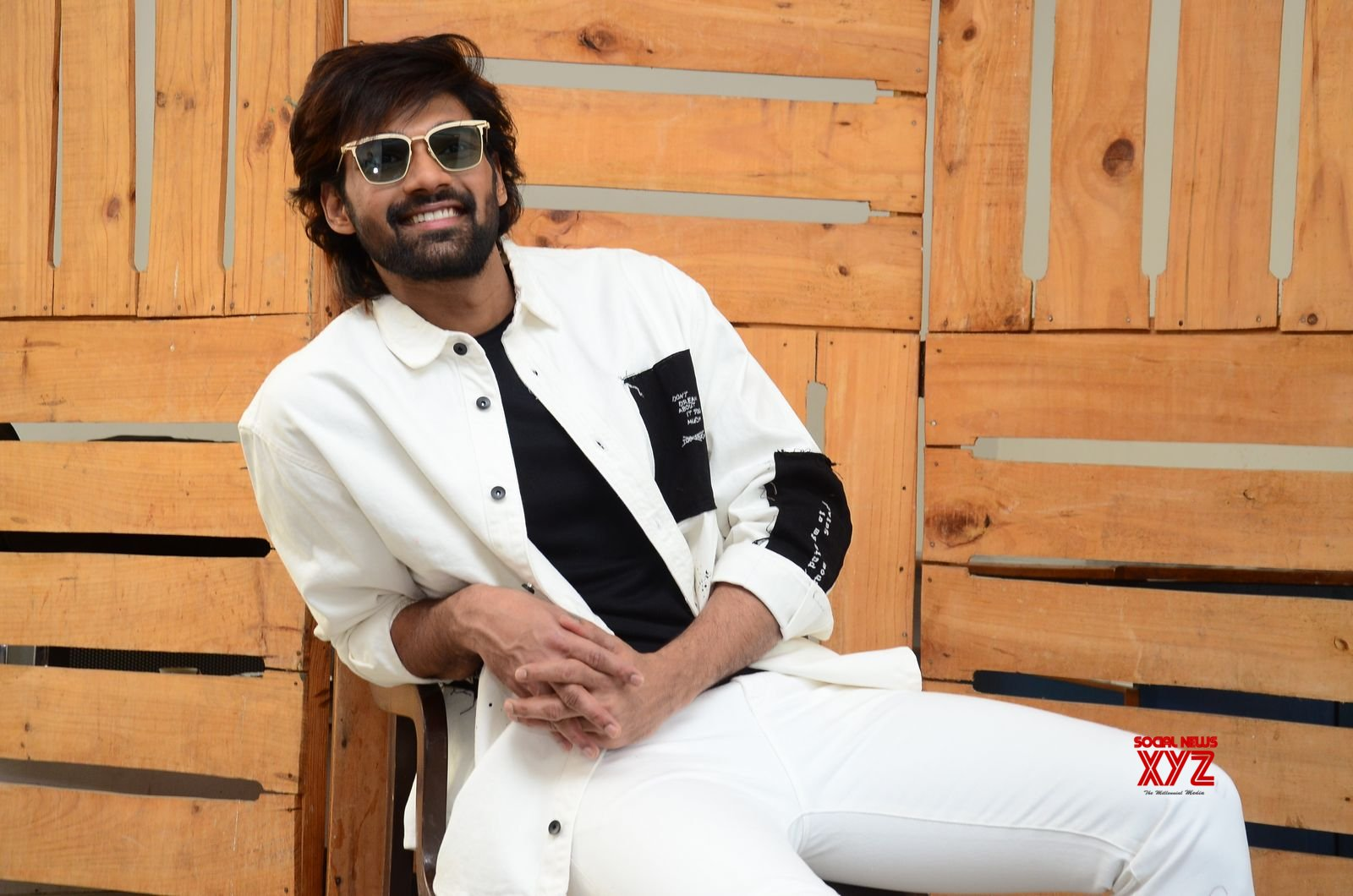 Bellamkonda Sai Srinivas Stills From Alludu Adhurs Movie Interview