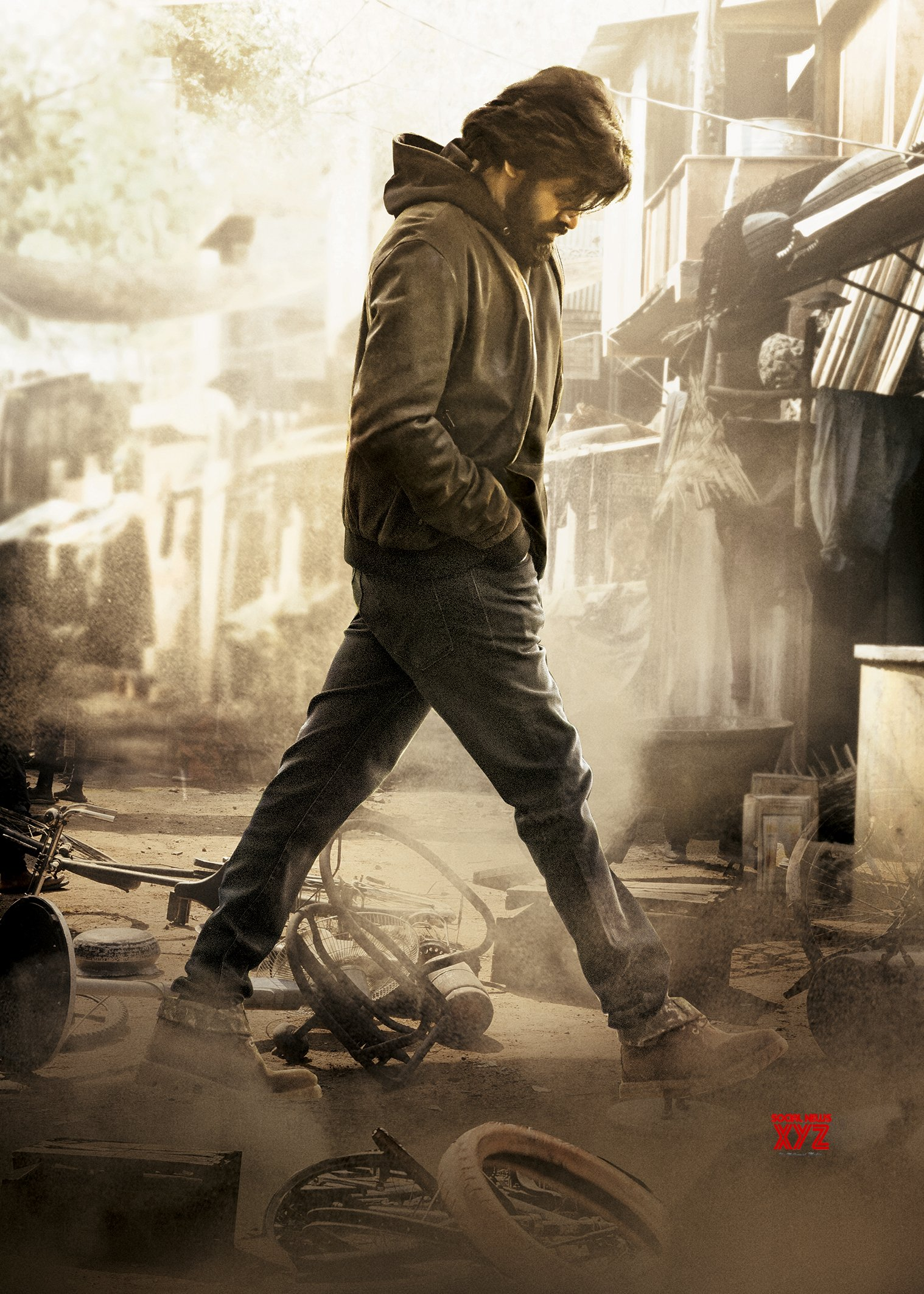 Power Star Pawan Kalyan's Vakeel Saab Movie Teaser Released