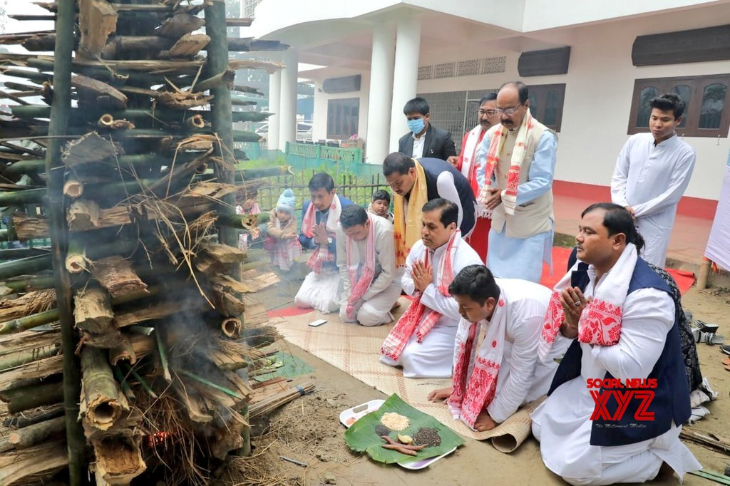 Bihu, Makar Sankranti celebrated in NE states