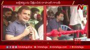 NTV: Congress Rahul Gandhi attends Jallikattu at Tamil Nadu (Video)
