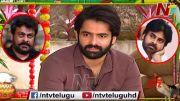 NTV:  Ram Pothineni about Movie with Mega Family (Video)