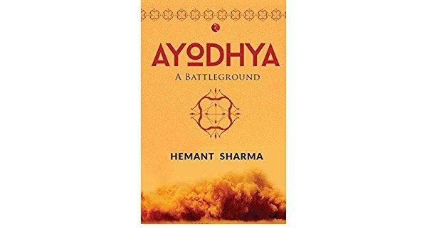 New book on Ayodhya chronicles change in mood