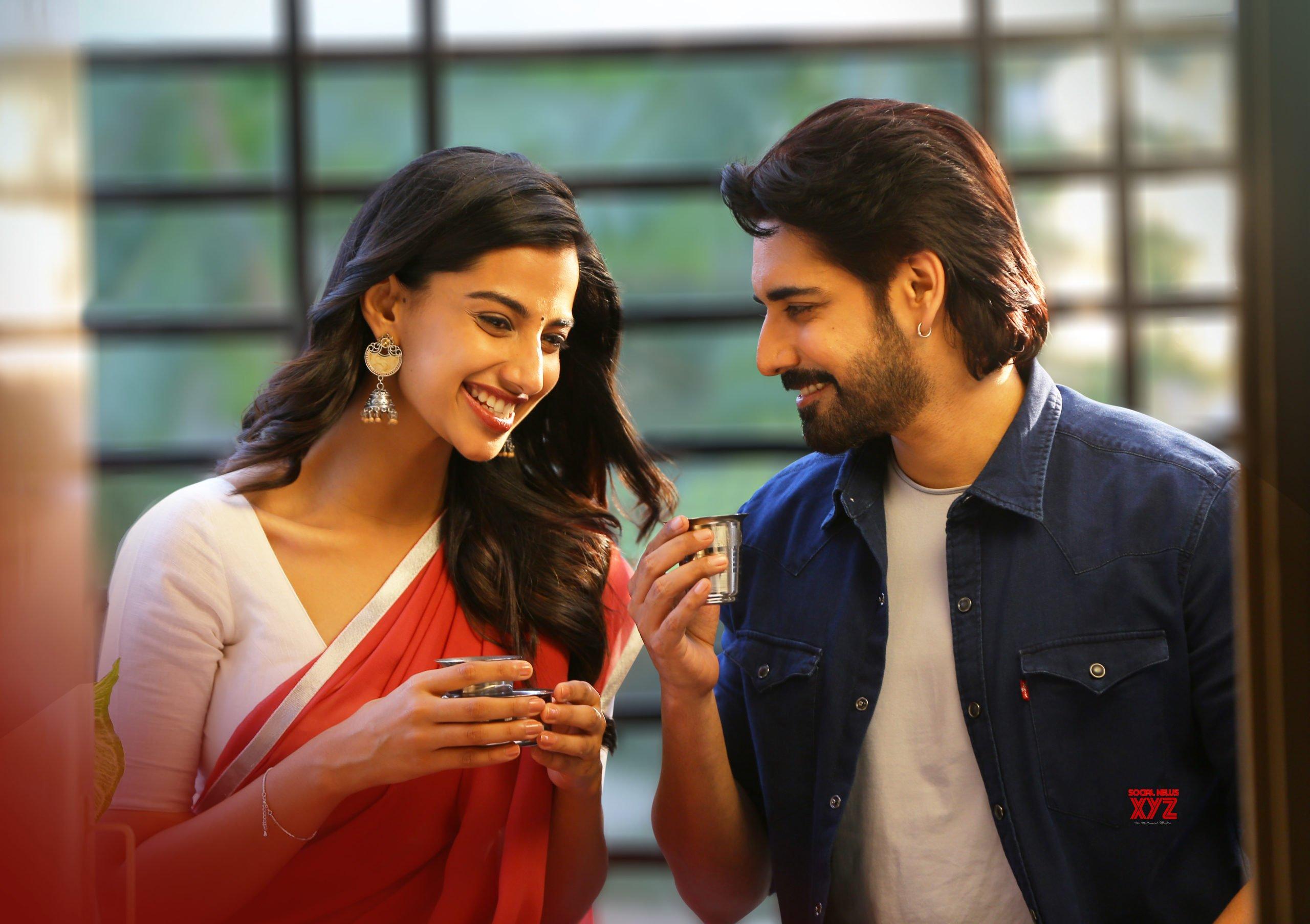 Sushanth's Ichata Vahanumulu Niluparadu Movie Teaser Released By Prabhas