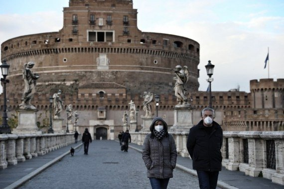Italy's population declines for 3rd straight yr