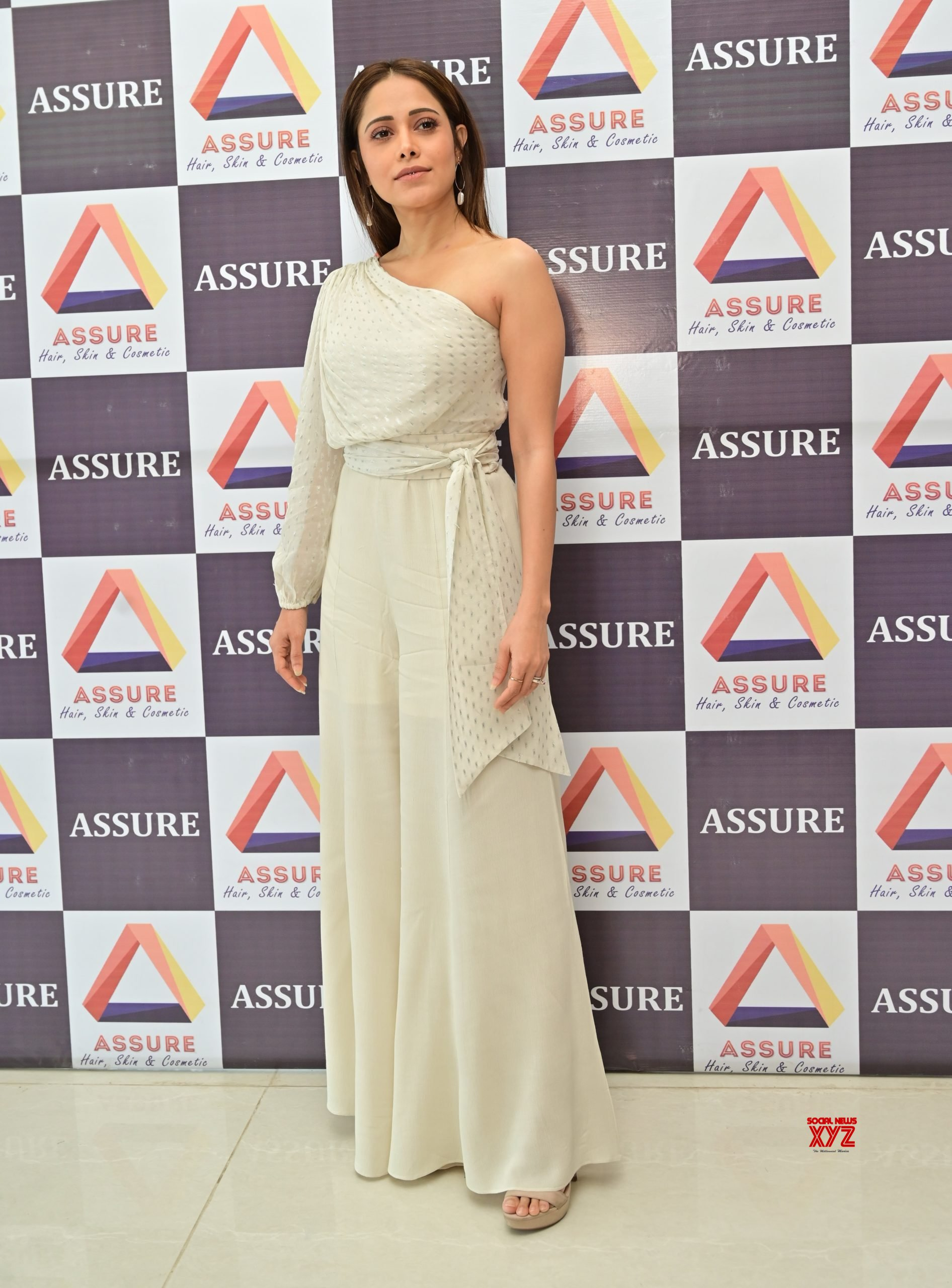 Nushrratt Bharuccha Launches Assure Clinic In Jaipur - Gallery