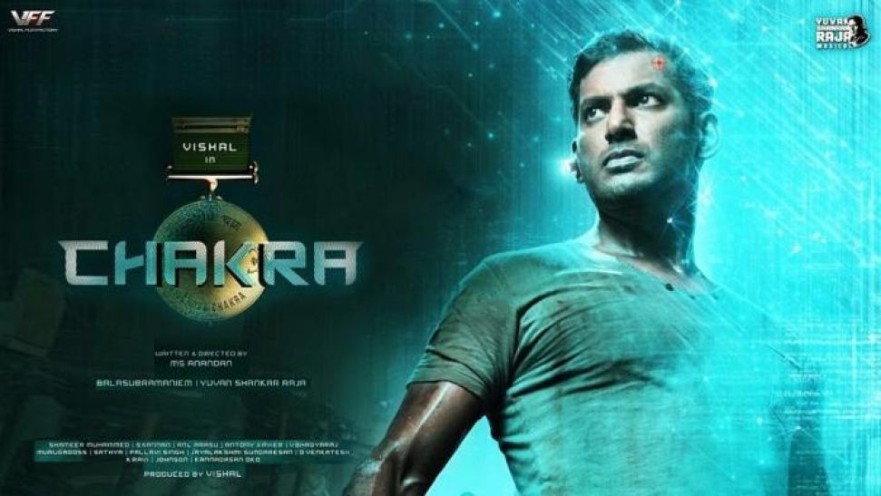 Chakra Review: Vishal's Action Thriller is Highly Cinematic and Predictable (Rating: **1/2)