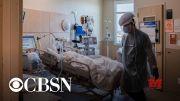 U.S. COVID-19 death toll set to surpass half a million (Video)