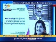 Bio Asia Summit 2021 held at Hyderabad  (Video)