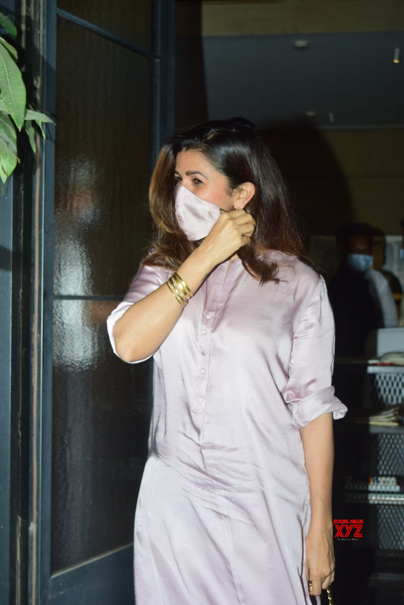 Actress Nimrat Kaur Spotted Pali Village Cafe In Bandra - Gallery