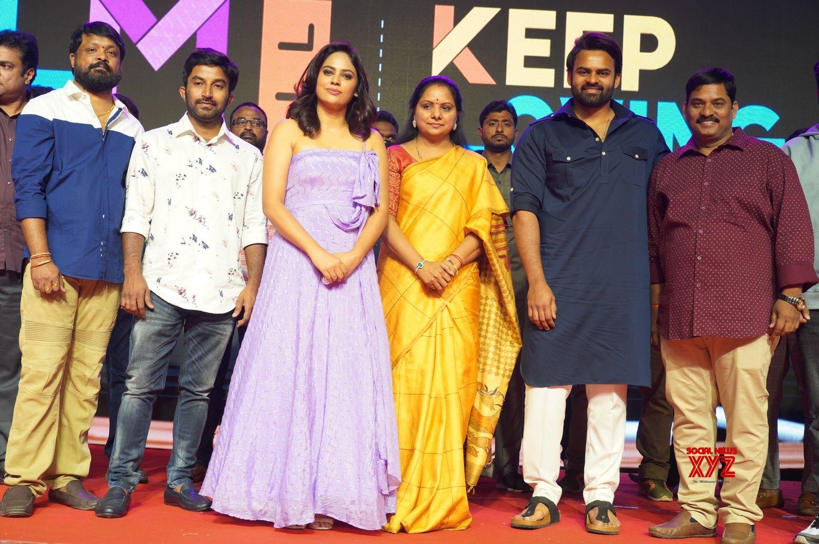 Nandita Swetha's Akshara Movie Pre Release Event - Gallery Set 2