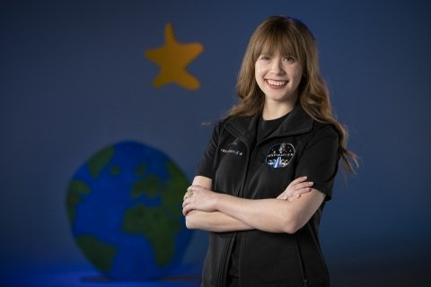 SpaceX reveals 2nd crew member of all-civilian space mission