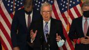 GOP Senate leaders sound off on COVID relief bill (Video)