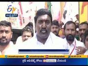 Opposition seeks action against Kanaka Durga EO & Minister Vellampalli  (Video)