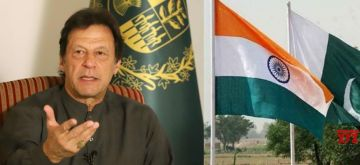 Pak ready to resolve all outstanding issues through dialogue: Imran.