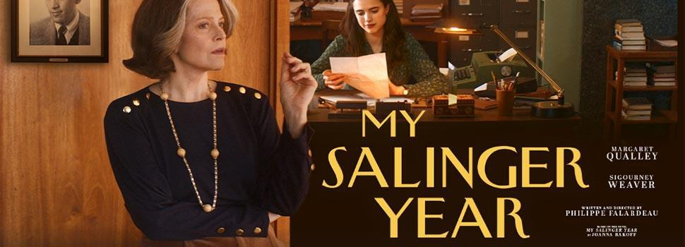 My Salinger Year Review :  An Energetic Film with Reasonable and Amiable Characters (Rating: ***)