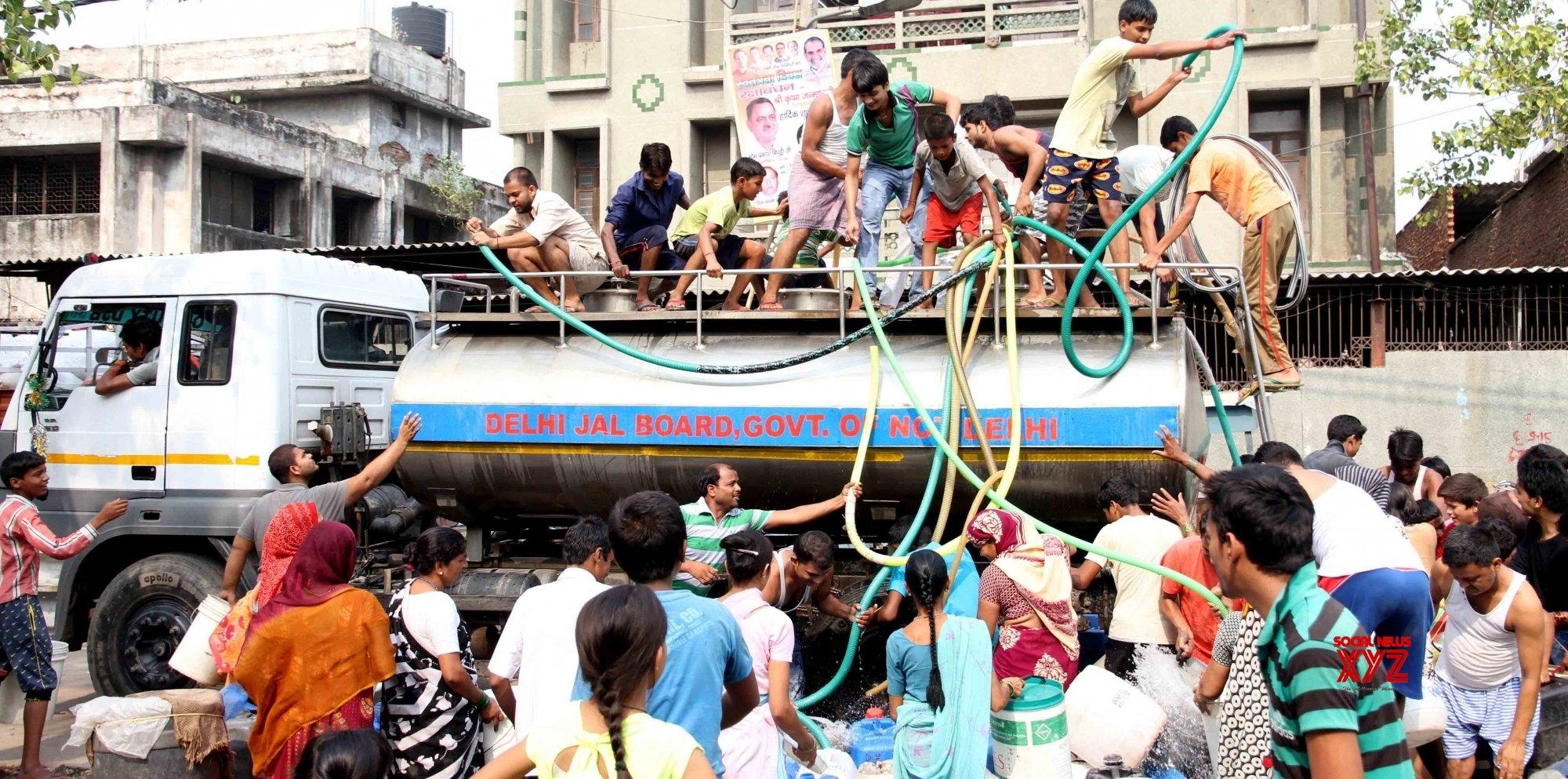 Parts of Delhi to face water shortage till Sep 17: DJB