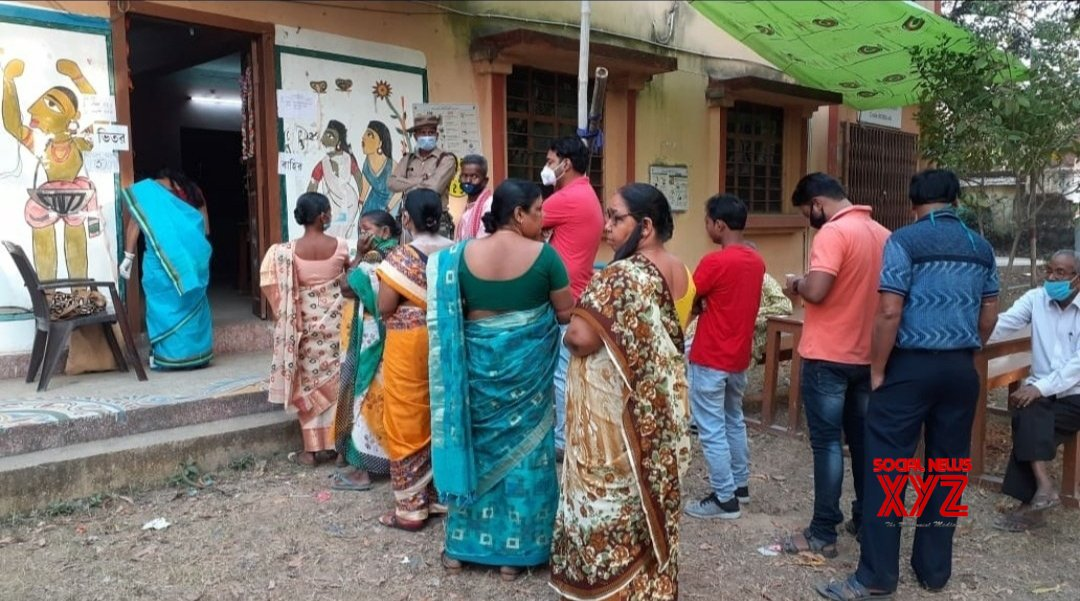 Polling percentage in 3rd phase of Bengal polls better than Lok  Sabha elections