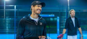 Andy Murray eyes post-tennis career change as golf caddie