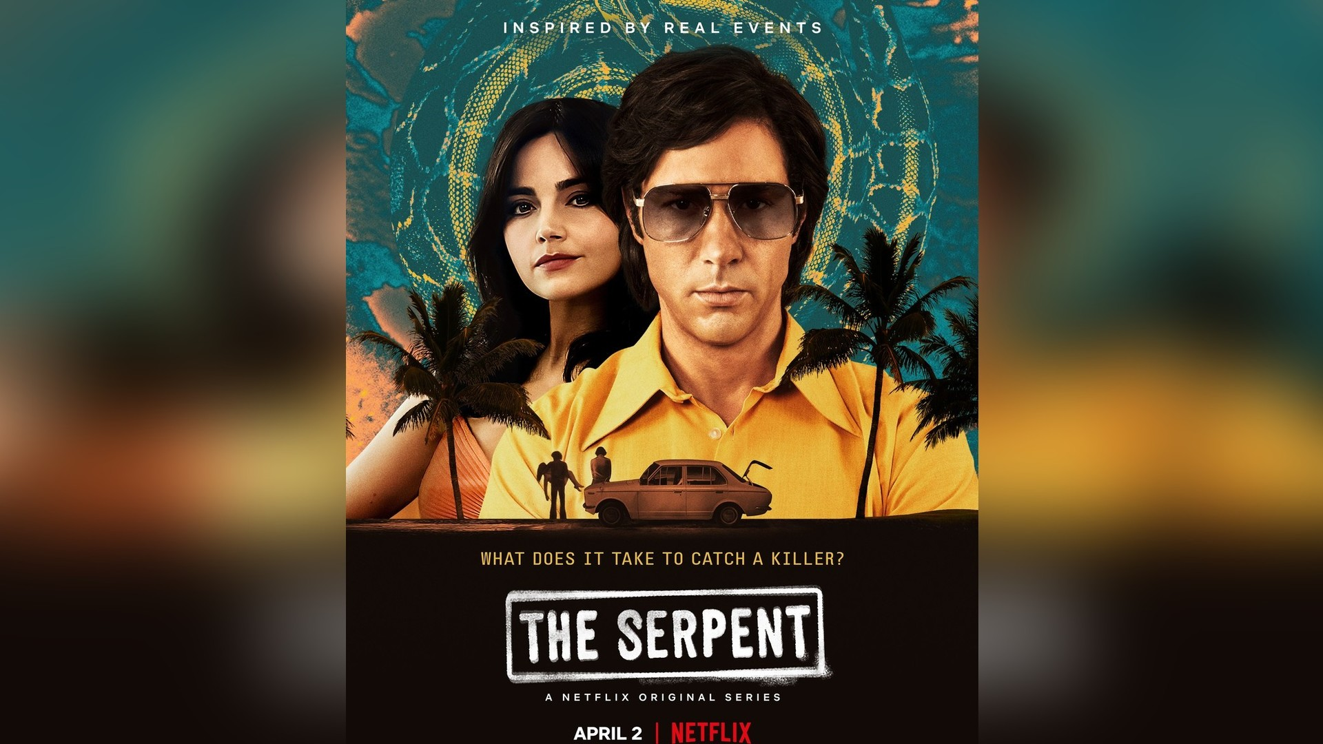 The Serpent: Limited Series Review:  A Engrossing and Lurid Real Crime Series About a Confident Serial Killer (Rating: ***)