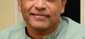 Hyderabad: Vakeel Saab Movie Producer Dil Raju Press Conference.(Photo: Ramana M/IANS)