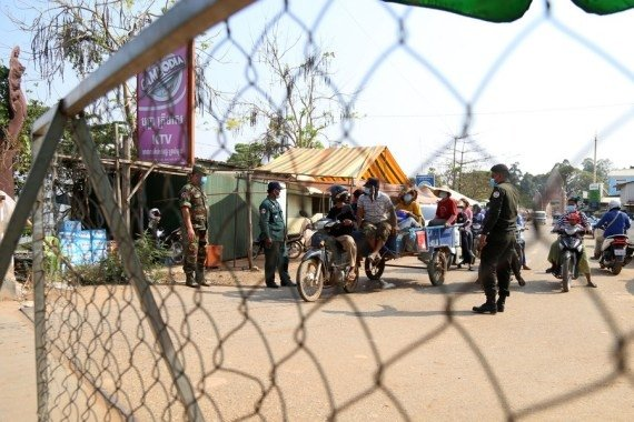 Cambodia: Cambodia bans inter - provincial travel for 14 days to curb COVID - 19 #Gallery