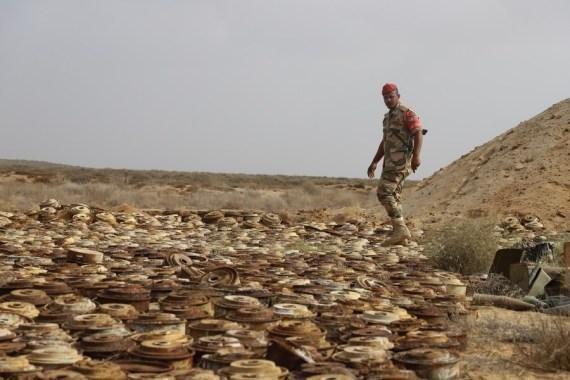 8,000 killed by landmines in Yemen's civil war