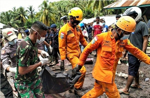 Indonesia: Death toll due to tropical cyclone Seroja in Indonesia's East Nusa Tenggara rises to 138 #Gallery