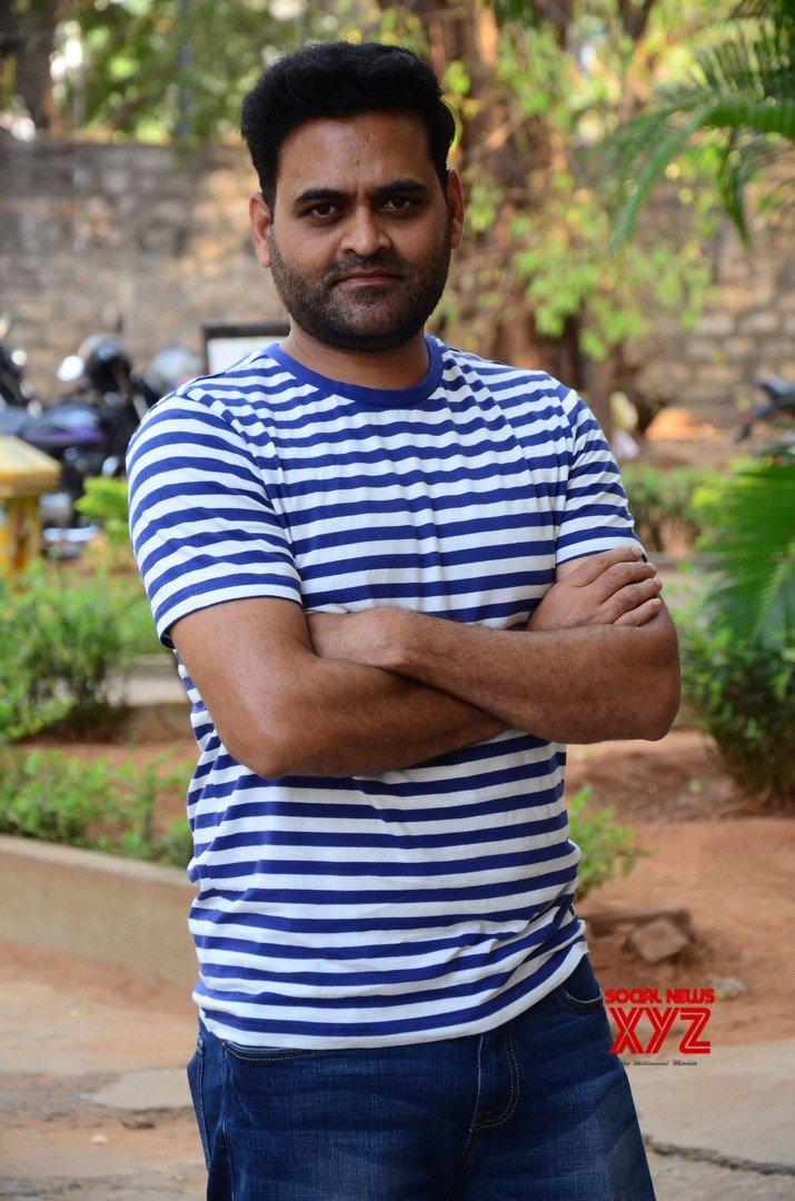 Praveen Sattaru Stills From 11th Hour Movie Interview