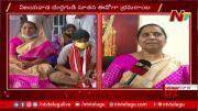 NTV: D Bramaramba takes Charge as Vijayawada Durga Temple New EO (Video)