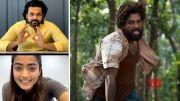 Hero Karthi Reaction On Allu Arjun's Pushpa Teaser (Video)